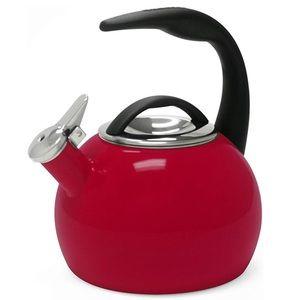 Chantal 40th Anniversary Tea Kettle Chile Red